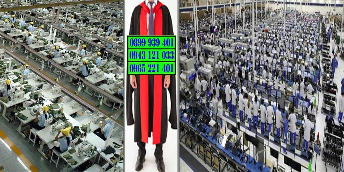Hệ thống máy móc, trang thiết bị ảnh hưởng trực tiếp đến chất lượng sản phẩm