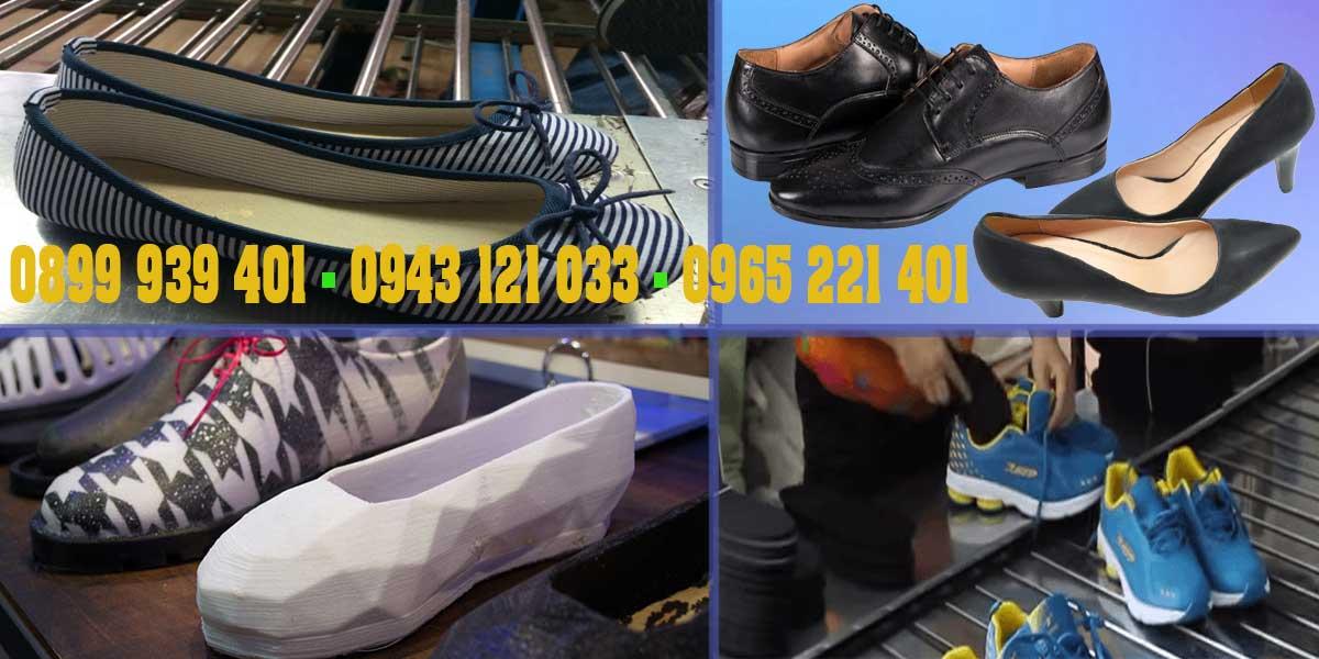 Lợi ích của việc gia công giày dép tại xưởng