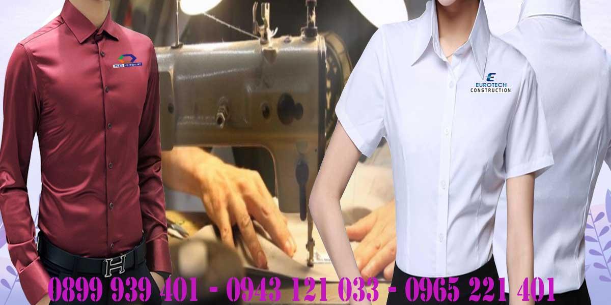 Lựa chọn cơ sở sản xuất áo sơ mi uy tín chất lượng