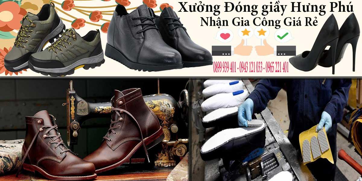 Khách hàng khi đến với công ty sản xuất giày dép Hưng Phú đều hài lòng