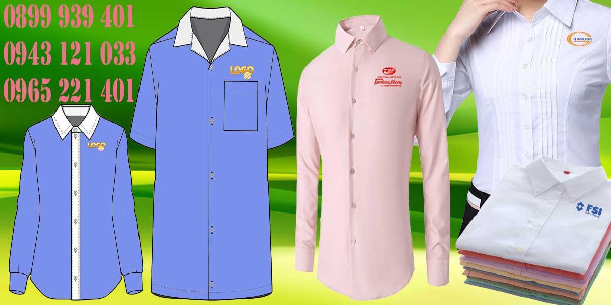 Các mẫu áo sơ mi của chúng tôi luôn lịch sự, đứng dáng và phù hợp với môi trường công sở