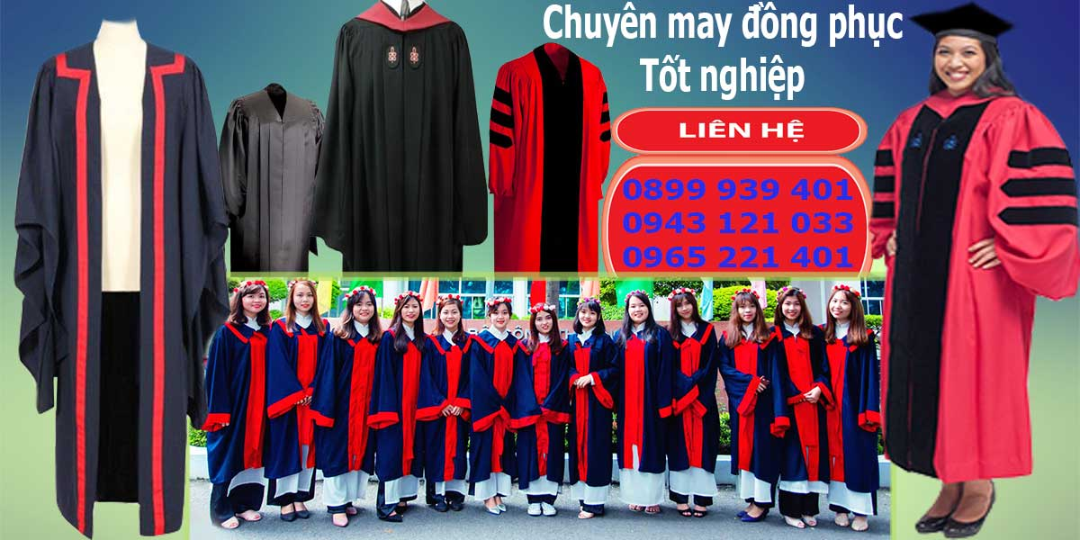 Hưng Phú - địa chỉ may áo tốt nghiệp chất lượng được khách hàng tin chọn