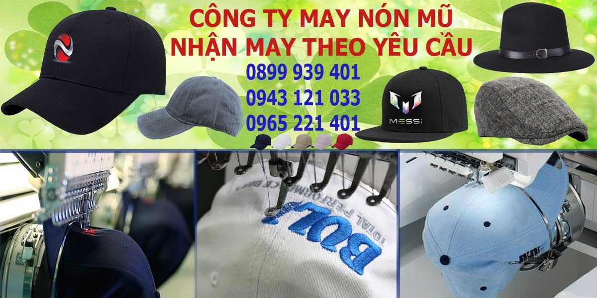 Hưng Phú áp dụng quy trình sản xuất nón cơ bản, đồng bộ