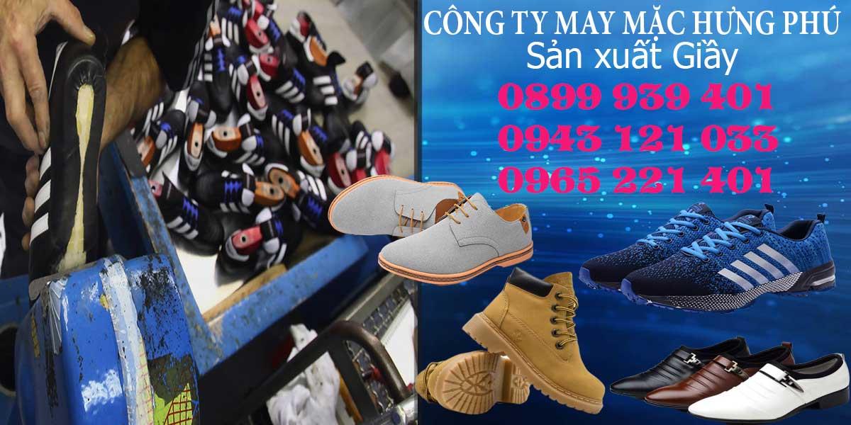 Chọn xưởng giày dép để sản xuất riêng nhằm tăng lợi nhuận